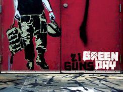 Green Day - klip 21 Guns